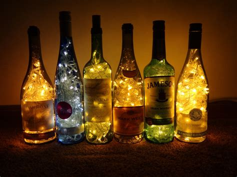 lights wine bottle wine bottle lights by hiddendemon 666 on deviantart