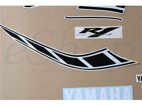 Yamaha Thundercat Aufkleber by Yzf R1 2006 50th Anniversary σετ Eshop Stickers