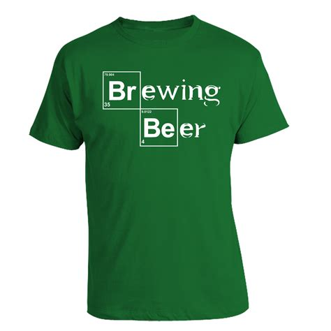 Tshirt Heisenberg homebrewer gift brewing heisenberg t shirt