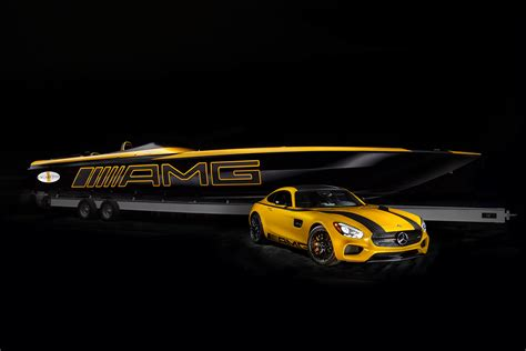 the open boat was inspired by which of the following mercedes amg gt s inspired marauder boat by cigarette