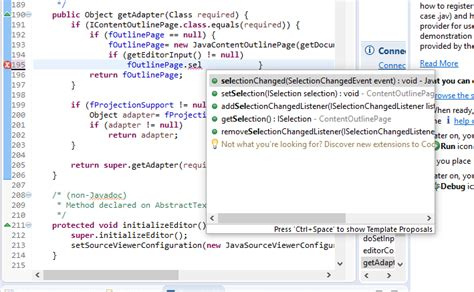 eclipse layout editor java eclipse neon java editor gets more awesomeness genuitec