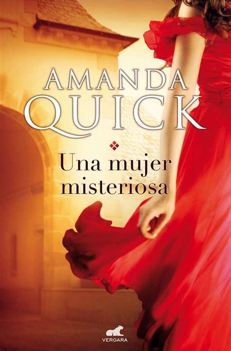 leer amanda y el libro magico fiction libro quot una mujer misteriosa quot amanda quick una dama de compa 241 ia con una misi 243 n secreta un hombre