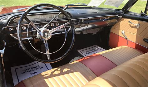 1961 ford galaxie interior 1961 ford galaxie starliner 352 v8 cruise o matic