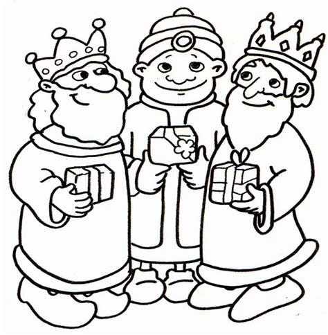 Imagenes Para Pintar Reyes Magos | dibujos de los reyes magos para pintar colorear im 225 genes