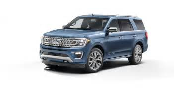 new 2018 ford expedition suv arrives with aluminum