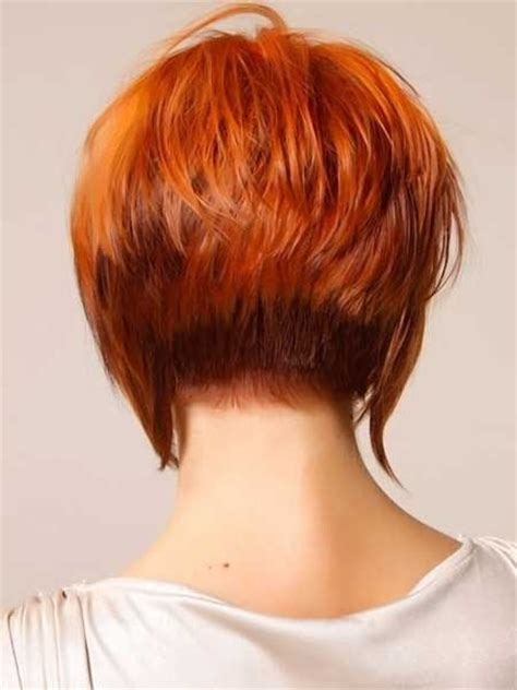 short a line styles 30 popular stacked a line bob hairstyles for women