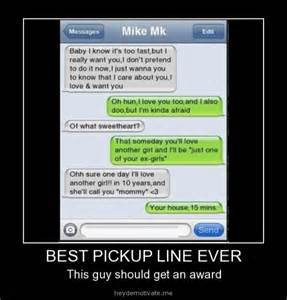 Rofl best pick up lines funny