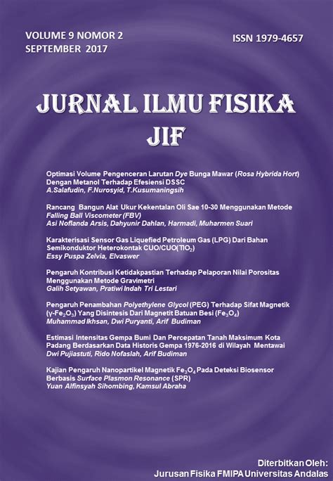 Fisika Statistik Sukarmin Yuma Pustaka jurnal ilmu fisika universitas andalas