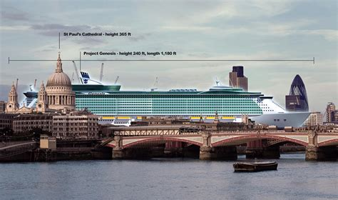 biggest cruise ships all cruises biggest cruise ship