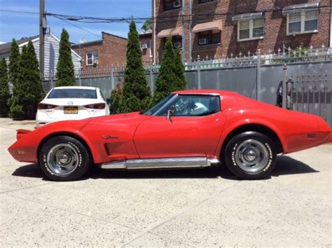 sell used 1975 chevy corvette stingray coupe l82 4 spd t tops 83k direct auto in stafford 1975 chevrolet corvette stingray l82 beautiful beautiful beautiful for sale photos