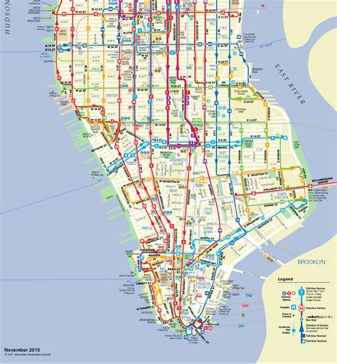 map of with stops mta map manhattan manhattan map with stops new