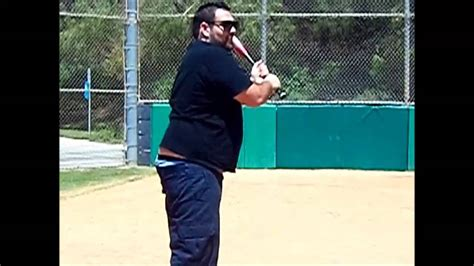 slow pitch softball swing knes 300 hitting a slow pitch softball drills video youtube