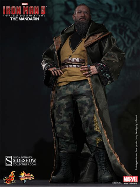 film mandarin black cat marvel the mandarin sixth scale figure by hot toys