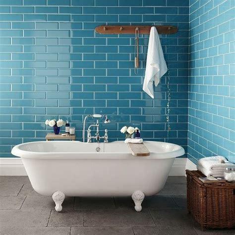Badezimmergestaltung Fliesen by Die 25 Besten Ideen Zu Metro Fliesen Auf