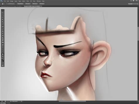 how to make doodle in photoshop create character with serge birault