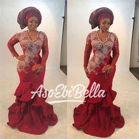 aso ebi bella styles bellanaija weddings presents asoebibella vol 165 the