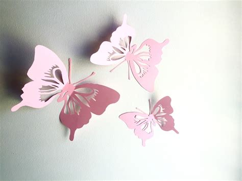 Butterfly With Paper - buy 3d paper butterflies