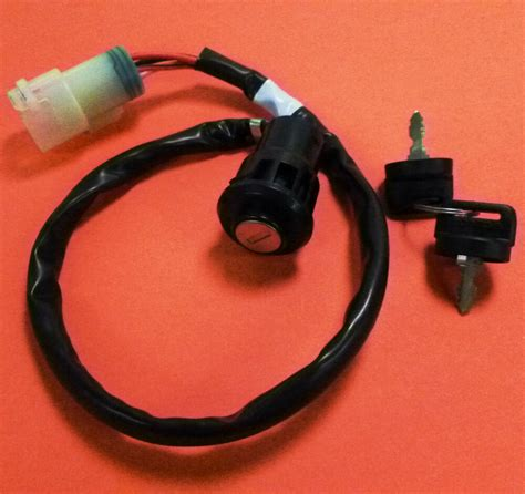 Main Ignition Key Switch 95-03 TRX400FW Foreman 400 4x4 ... Lock And Key Parts