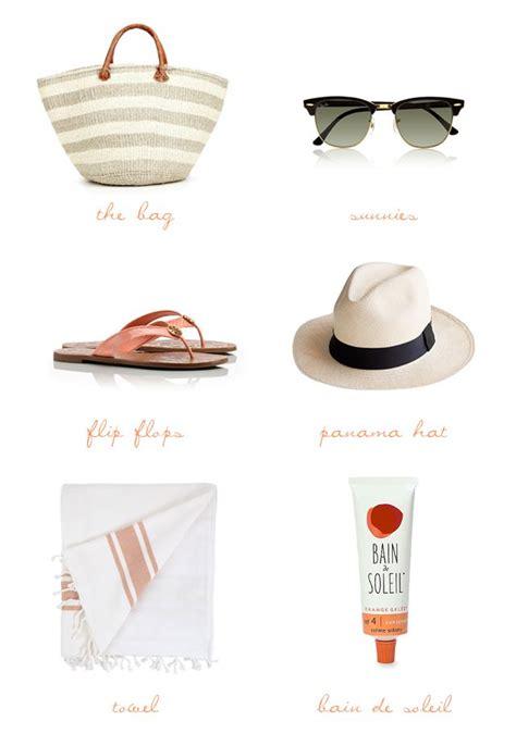 trending gifts 2016 beach bag essentials fashion style pinterest 2016