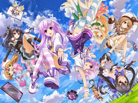 Psvita Hyperdimension Neptunia Rebirth2 Generation R1 hyperdimension neptunia wallpapers desktop phone tablet awesome desktop