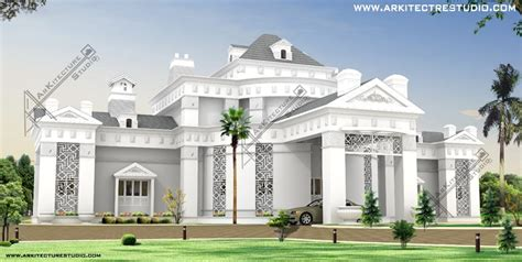 14 Colonial Luxury House Designs In India That 14 Colonial Luxury House Designs In India That You Will