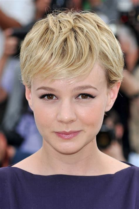 textured pixie for diamond shape face thin hair ladies textured hairstyles short hairstyle 2013