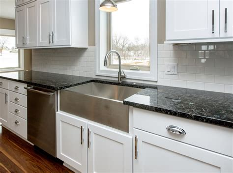 stainless steel apron sink white cabinets modern kitchen with farmhouse sink stainless steel apron