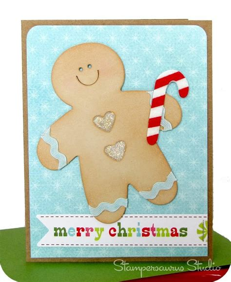free printable christmas card with gingerbread man gingerbread man holiday card