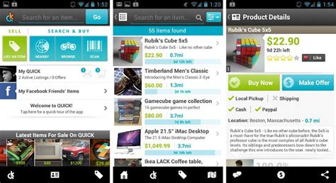 craigslist app android best android apps for buying or selling on craigslist and ebay