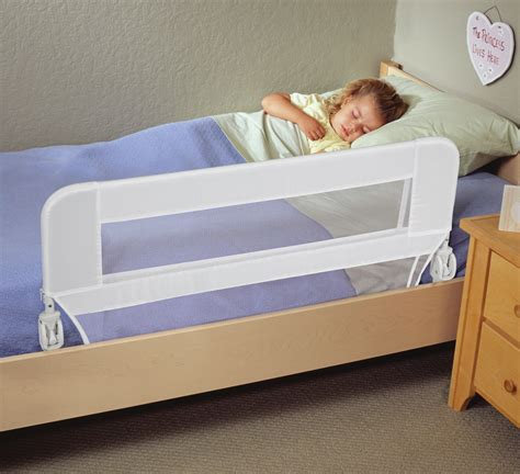 Bunk Beds With High Rails Dex Baby Products Universal Safe Sleeper Bed Rail W High Hinge White Baby Toddler