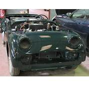 Triumph Tr3a Amazing Pictures &amp Video To