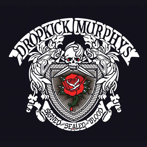 dropkick murphys rose tattoo dropkick murphys feature bruce springsteen on charity ep