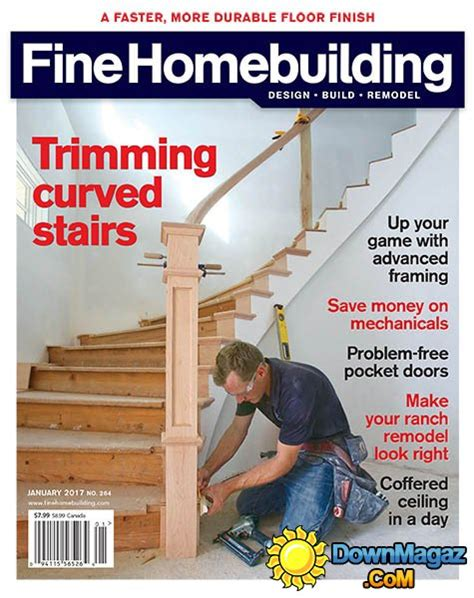 fine homebuilding magazine fine homebuilding 12 2016 01 2017 187 download pdf