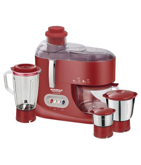 Mixer Juice maharaja whiteline ultimate dlx 550 watt 1 jar juicer