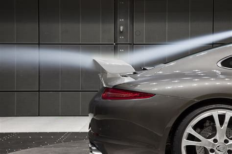 porsche spoiler techart porsche 911 spoiler range for 2012 autoevolution