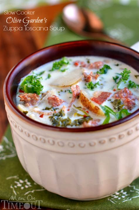 cooker olive garden toscana soup copy cat recipe