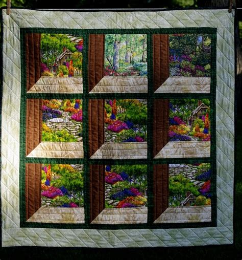 Attic Window Quilt Pattern by 10 Best Images About Attic Window Quilts On
