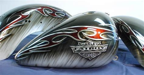custom paintings custom paint let s see them page 3 harley davidson forums