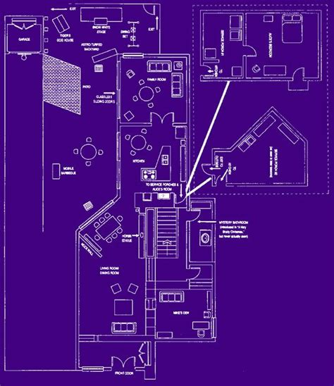 quot the brady bunch quot house floorplan sb design brady bunch house blueprints i so want this house http