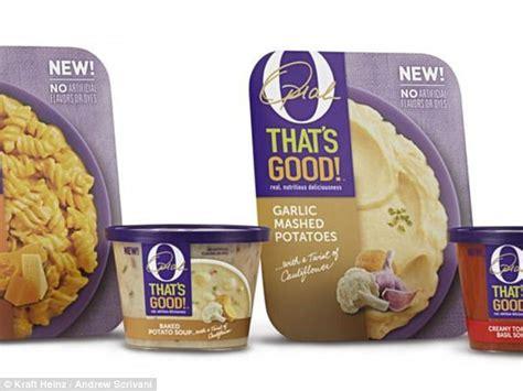 oprah winfrey soup oprah winfrey partners with kraft heinz for new food line