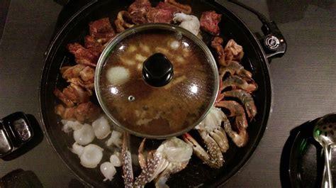 restoran kampung ipoh  peminat steamboat  grill