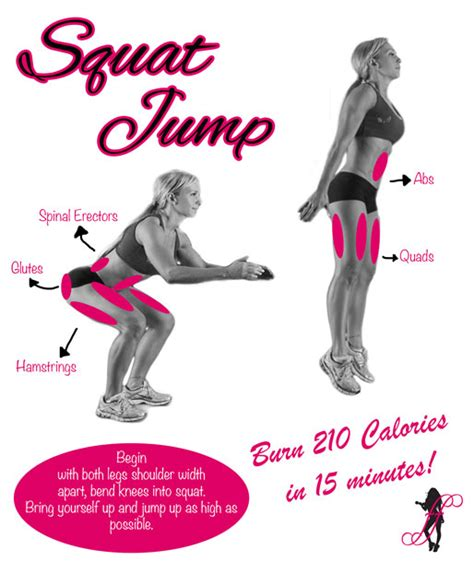 fitness tip tuesday squat jump exercises for