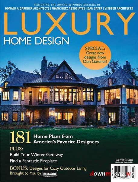 luxury home design issue hwl 22 winter 2012 2013