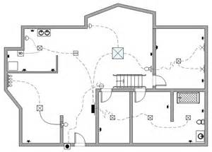 Easy House Design Software electrical and telecom plan floor plan solutions