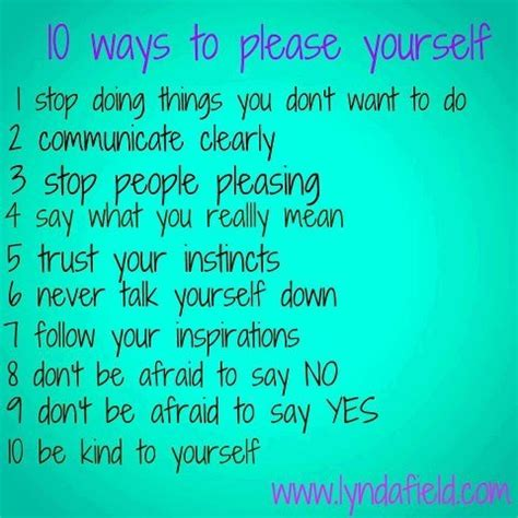 7 Ways To Stop Being A Pleaser by 10 Ways To Yourself And This Title Doesn T
