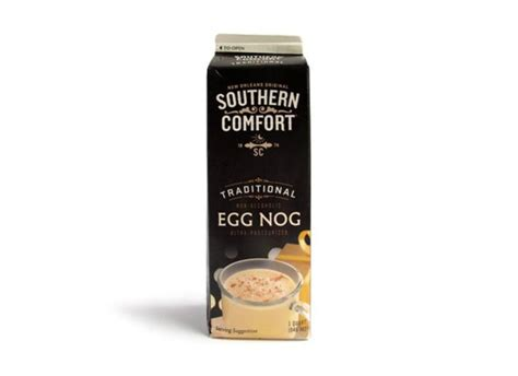 calories in southern comfort the best and worst eggnog our taste test results photos