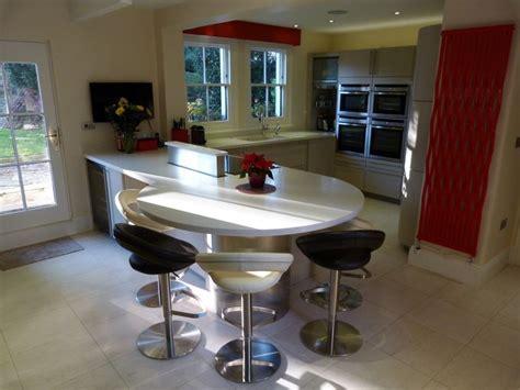 round kitchen island designs best 25 round kitchen island ideas on pinterest curved