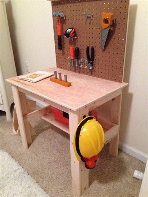 tool bench ideas kid tool bench garage ideas pinterest
