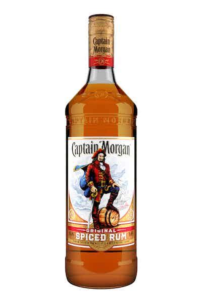 Captain Original captain original spiced rum price reviews drizly