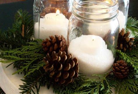 centrotavola natalizi con candele centrotavola natalizi fai da te fotogallery donnaclick